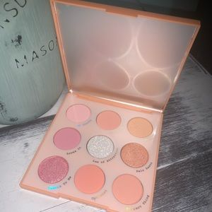 Miss Bliss Colourpop Eyeshadow Palette